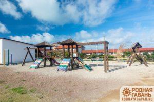 Детская площадка Родная гавань фото 1