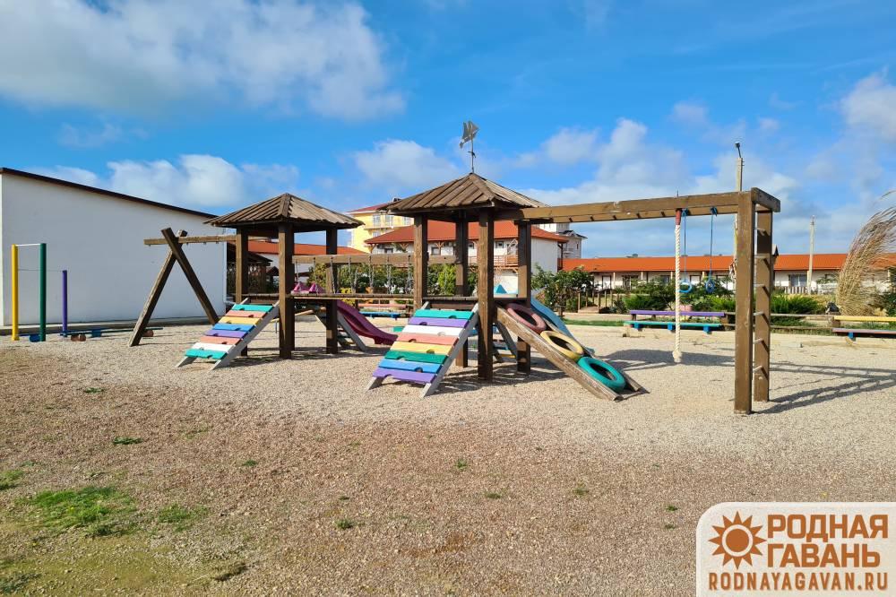 Детская площадка Родная гавань фото-1