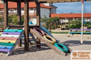 Детская площадка Родная гавань фото-2