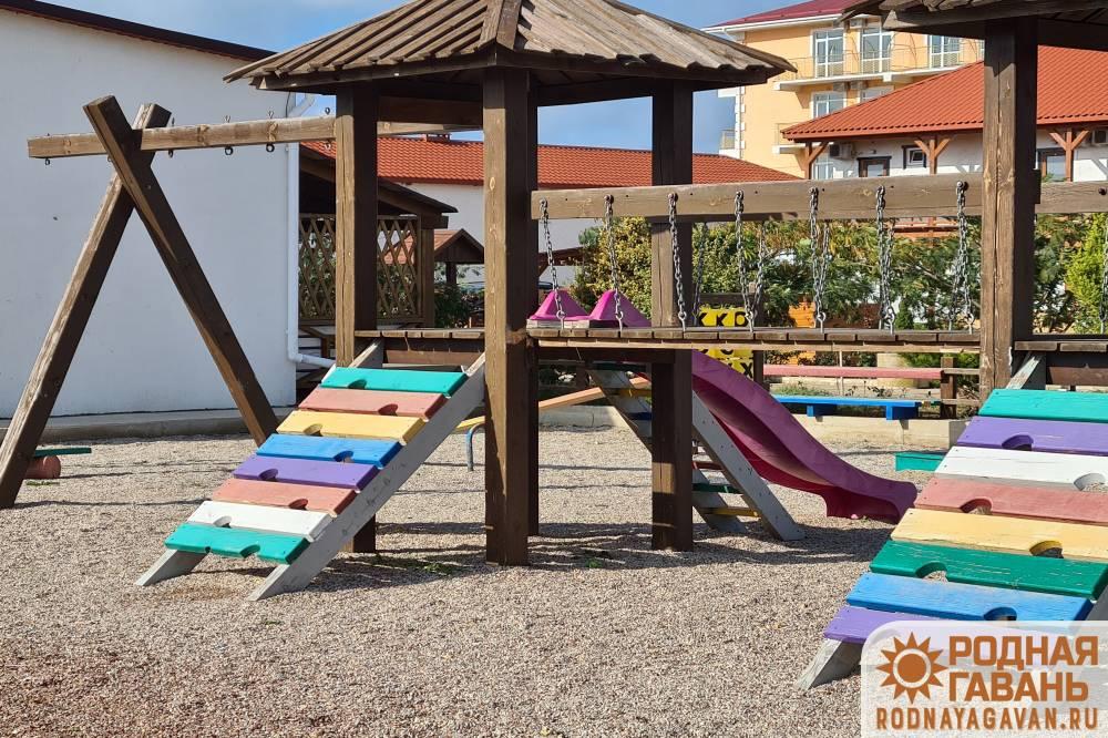 Детская площадка Родная гавань фото-3