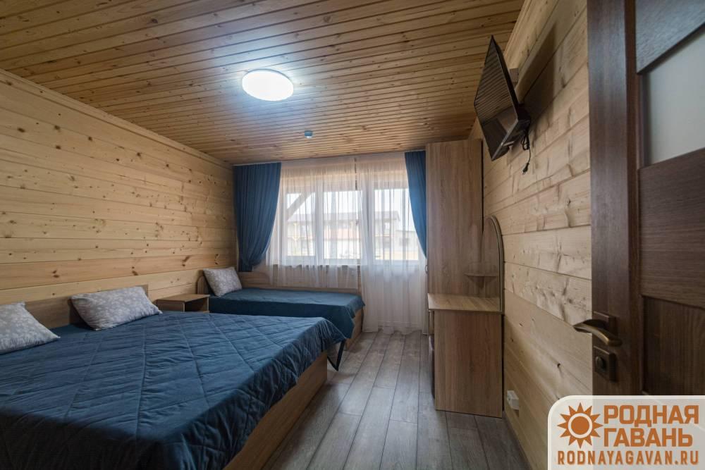 Люкс 2 комнаты 1