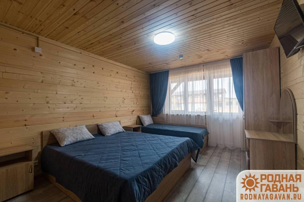 Люкс 2 комнаты 2